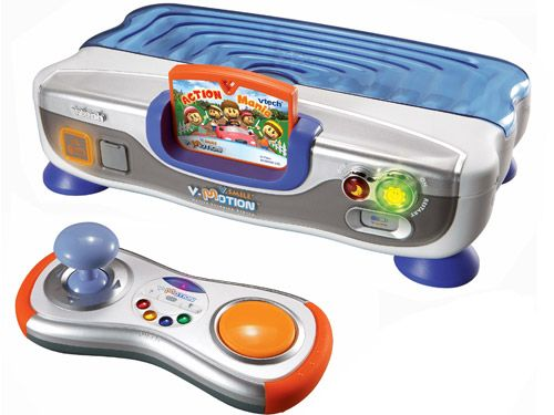 V-Smile V-Motion Game Console - $85
