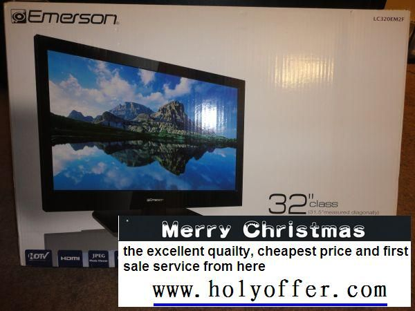...NEW EMERSON 32 LCD HDTV - $200...