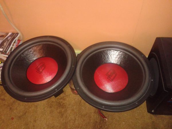 two dd 2518s with box  - $800 (san antonio)