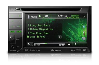 Pioneer touch screen double din - $250 (sa)