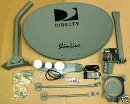 Directv SWM 5 dish for hd complete - $50 (1604 by alamo ranch)