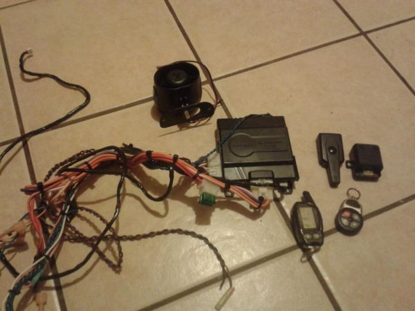 excalibur car and truck alarm - $100 (san antonio)
