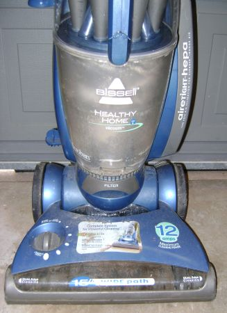 Bissell 12 Amp Vacuum For Sale