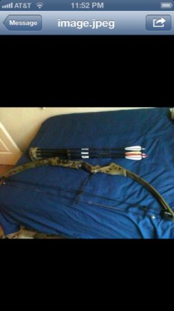Xi skyhawk Compound Bow (se)