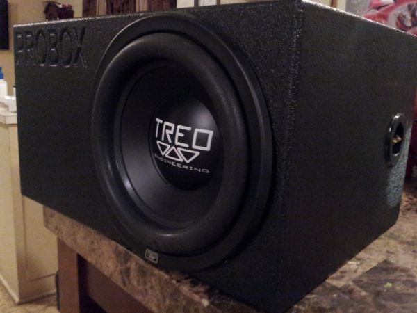 treo sub and pro box - $200 (anywhere)