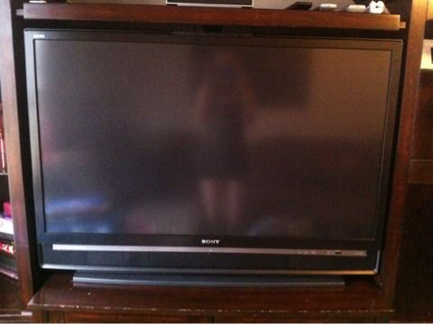 Sony 50in LCD rear projection HD TV - $600 (Lackland AFB )