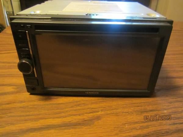 KENWOOd TOUCh SCREEN DvD, CAR StEREO - $275 (Marbach 410)