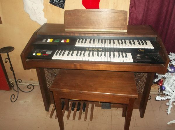 Hammond Cadette Electric Organ - $40 (San Antonio (South East))