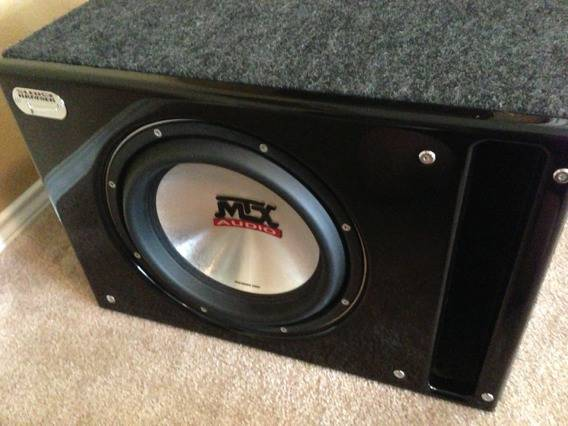 MTX Thunder Subwoofer for sale - $400 (San Antonio)