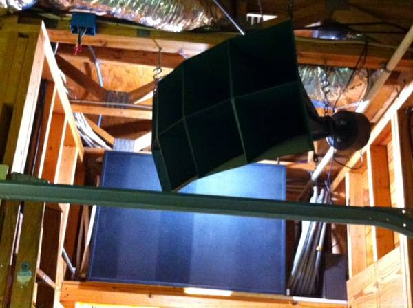 Altec Lansing Voice of the Theater speakers - $3000 (Blanco, Tx)
