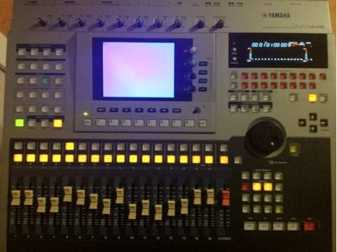 Yamaha AW4416 Digital Audio Workstation (DAW) - $400 (Broadway410)