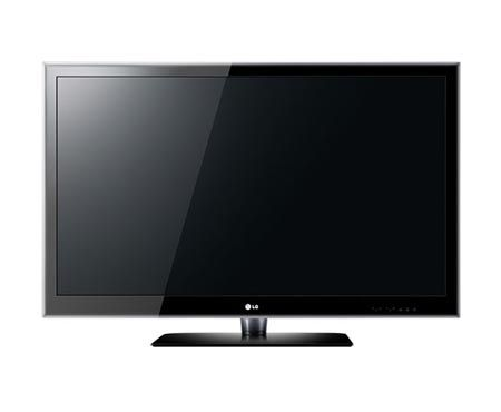 LG LED HDTV with hanging stand - 47 inch and TV Stand from Z-line Designs - $635 (North San Antonio)