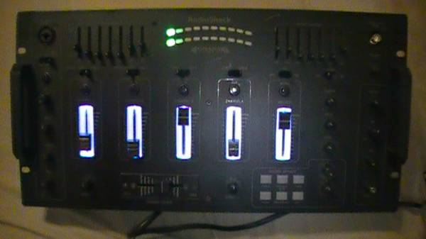 Good Working Radio Shack 4 Channel Mixer - $75