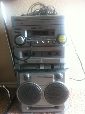 Karaoke Machine - $80 (Universal City)