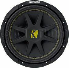 KICKER CVX 2000 WATTS WITH 2400 WATT ORION AMP - $450 (DOWNTOWN)