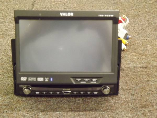 Valor Car stereo - $359 (Basse Blanco)