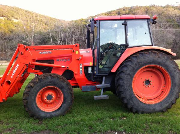 Kubota Front End Loader Quick Attach For Sale