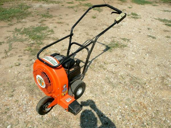 1 4 Hp Billy Goat Blower : Hp for sale