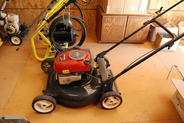 home sold -must sell -mowers-garden -tools etc - x00241 (fair oaks ranch)
