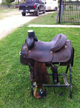 Double J Hi-Tec Saddle - $850