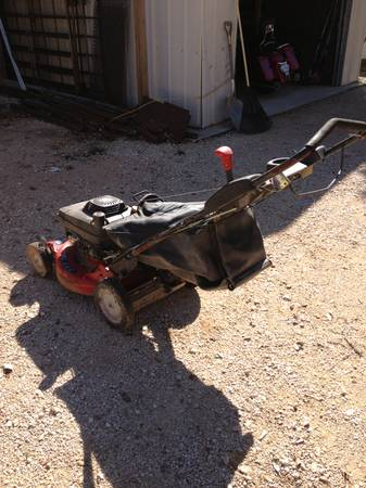 21 Snapper Commercial Mower - $300 (San Antonio)