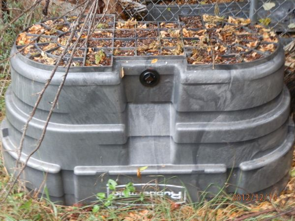 Rubbermaid 100 gallon water trough - $50 (Kerrville)