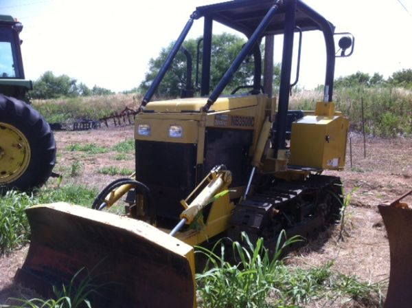 2007 Nortrac NB 3500 Crawler Dozer - $9500 (Abilene TX)