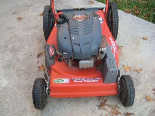 Lawn mower, Scotts, self propelled, 2d time REDUCED - $95 (north east)