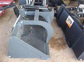 6 EA Buckets wgrapple (sold as a group) - $6000 (Abilene TX)