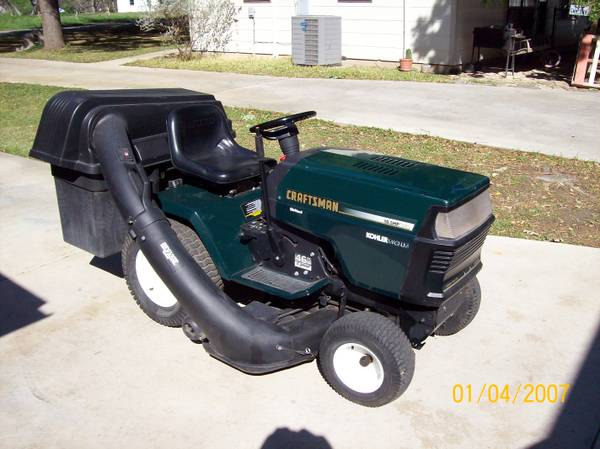 Sears Craftsman Tractor Tires : Sears garden tractor tires for sale