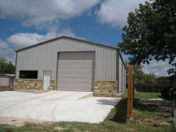 metal buildings - $13 (central texas)