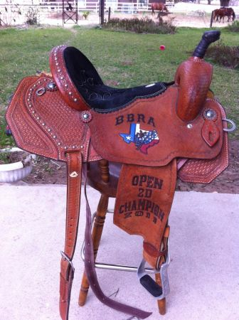 Double j saddle - $1500 (Bigfoot)