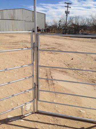 Panels Roping arena, Riding Arena and Round Pen - $37 (San Angelo, TX)