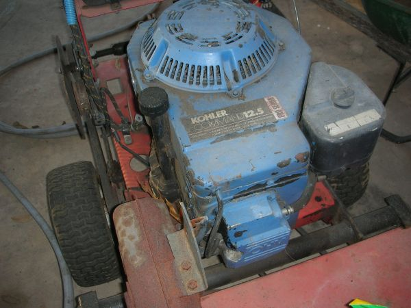 mower engine 12.5 hp kohler command pro series - $150 (n san antonio)
