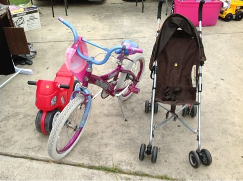 Toys, Bike, kids clothes, furniture, home  - $1 (NW Ingram Timberhill Brookvale Cedarbrook)