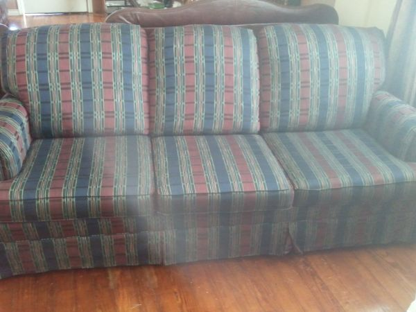 Stylish Sofa - $110 (San Antonio)