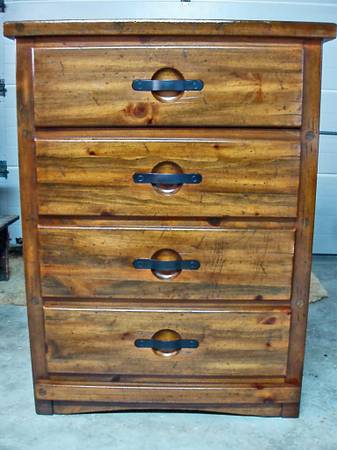 Young-Hinkle Ship Ahoy Boys 5 Piece Bedroom Set - Solid Wood - $1200 (Castle Hills)