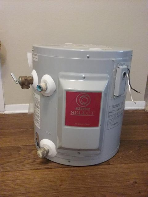 175  State Select 10gal20gal Electric Water Heater