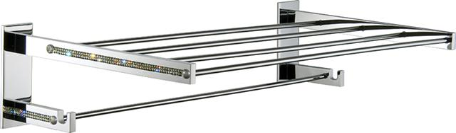 250  Towel Rack And Shelf