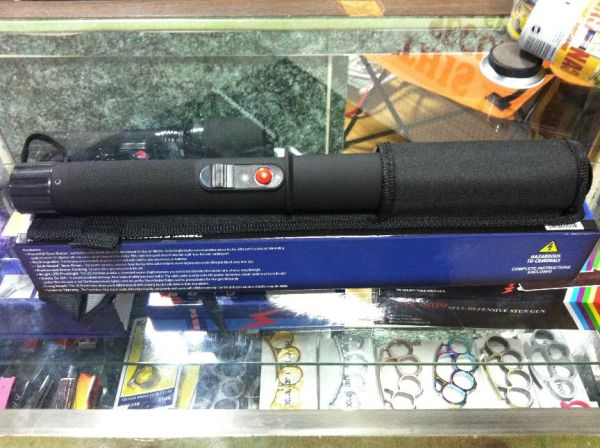6 million volt Peacemaker Stun Baton - $60 (San Antonio )