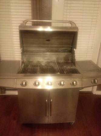 Charmglow Grill - Excellant Condition - w Manual - $175 (Stone Oak)