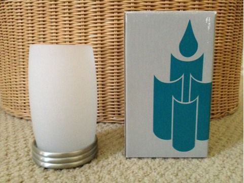 PartyLite Paragon Tealight Holder - $10 (1604Bandera Rd. )
