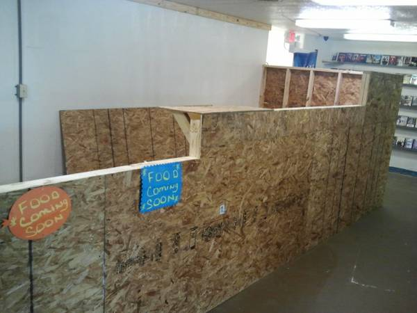 TACO STAND 4 RENT-INSIDE CONVENIENCE STORE - $100 (Southside- San Antonio)