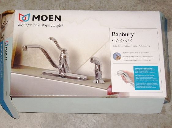 Moen Faucet - for parts - $20 (NW)