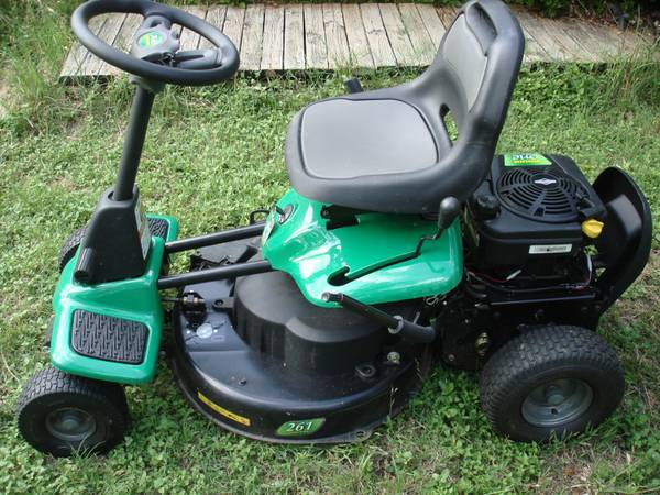 Weedeater One Riding Mower - $350 (Northstar Mall Area)