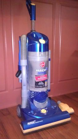 how to clean hoover windtunnel cyclonic filter