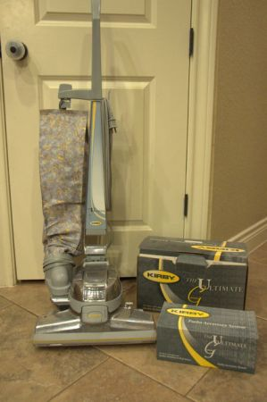 Kirby Vacuum - Ultimate G - $200 (SA NB Garden Ridge)