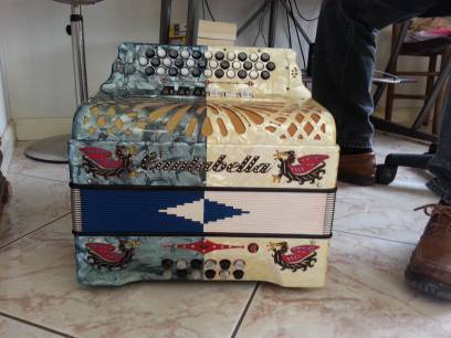 Cantabella Accordion for Saleaccordion en venta - $2300 (San Antonio, tx)