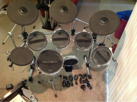 Pintech drums for sale