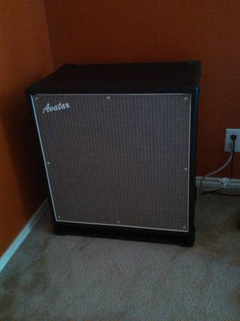 Avatar 410 Neo Bass Cabinet - $550 (NE Side)